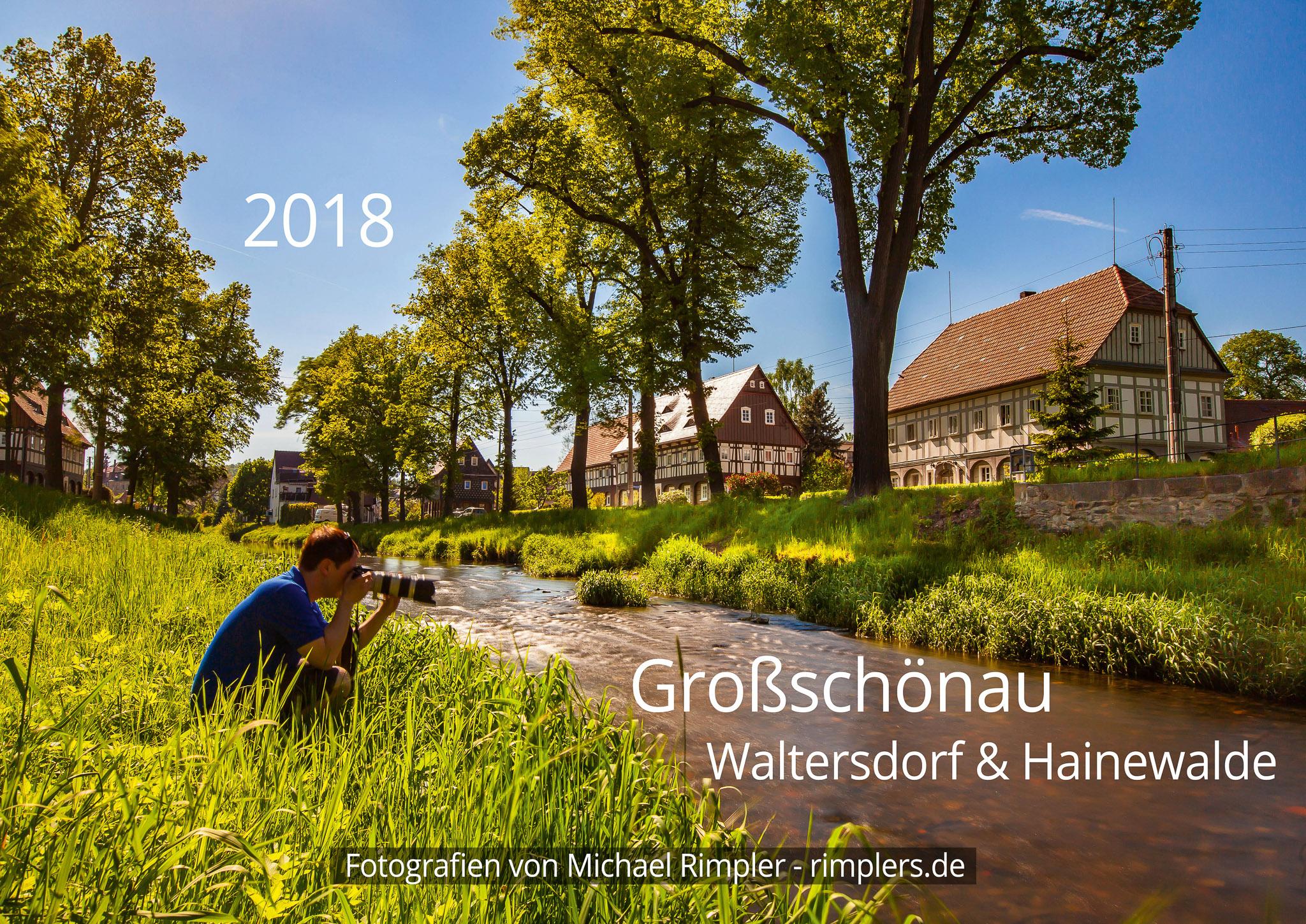 Kalender 2018 – Großschönau, Waltersdorf & Hainewalde