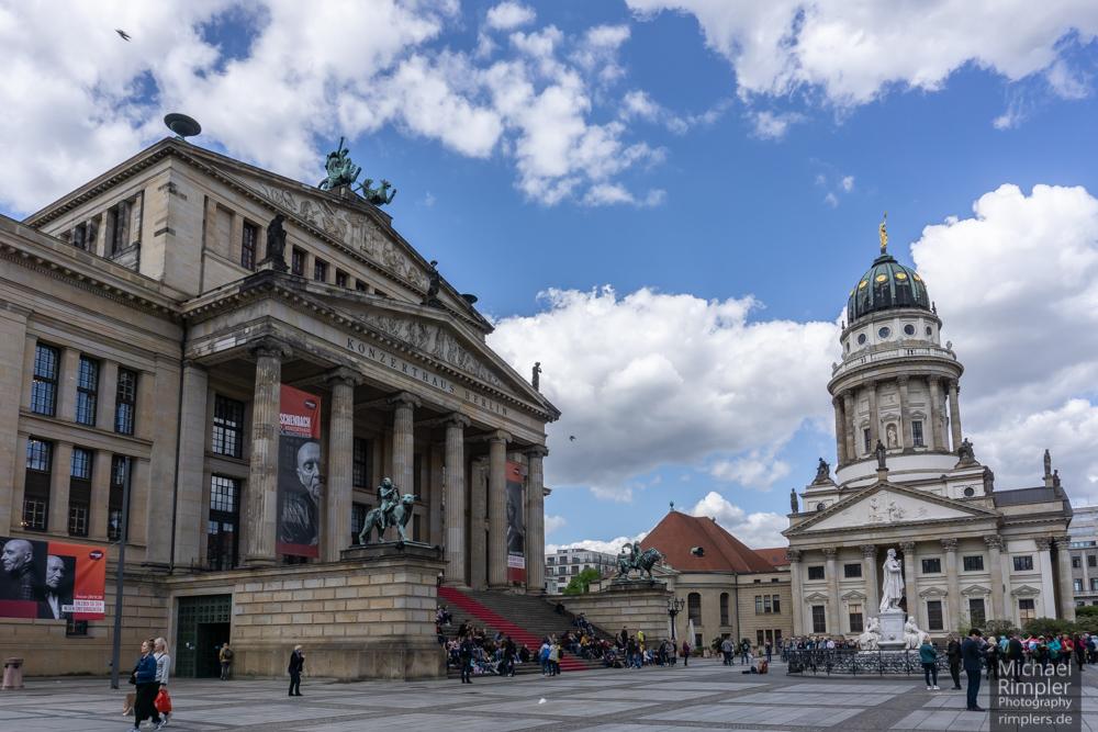 großschönau, oberlausitz, berlin, city, gendarmenmarkt
