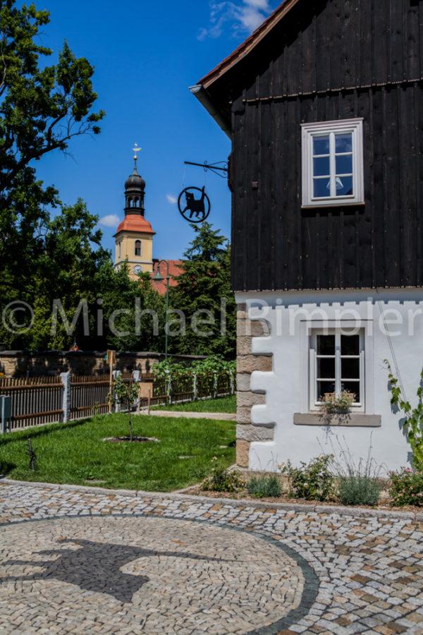 großschönau, textildorf, waltersdorf, hainewalde, kalender, oberlausitz, kirche, umgebindehaus, dorf, bilder, fotos