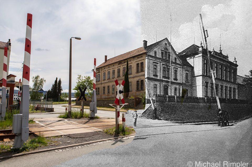 großschönau, alte webschule, textildorf, historisch, alt und neu, oberlausitz,