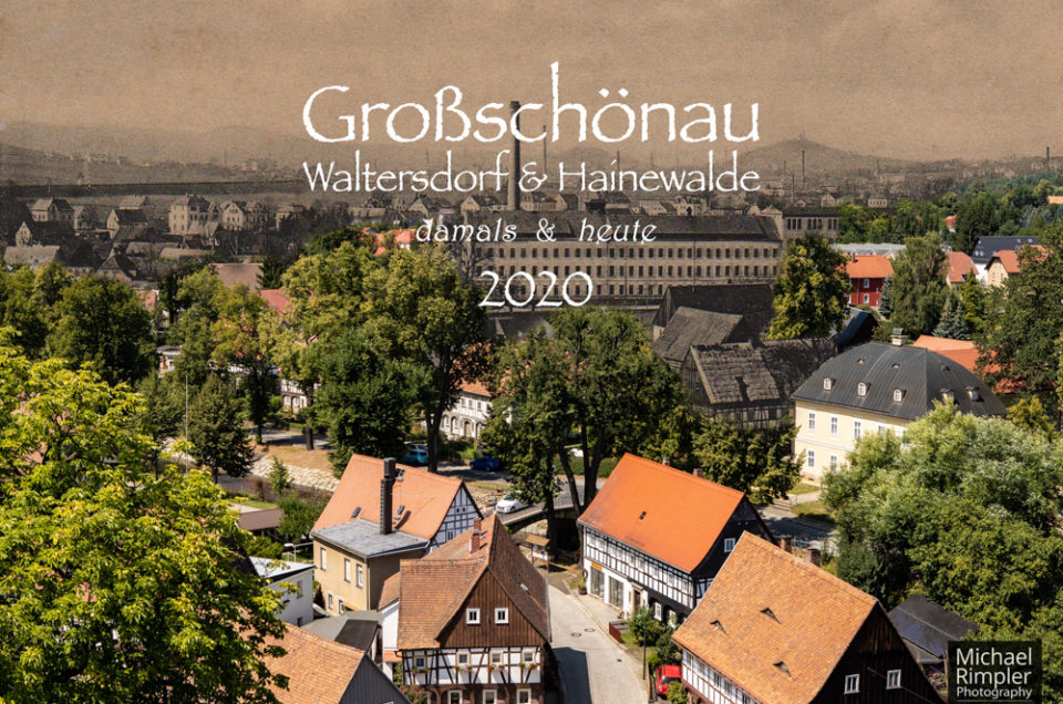 großschönau, textildorf, waltersdorf, hainewalde, kalender, historisch, oberlausitz, bilder, fotos, 2020