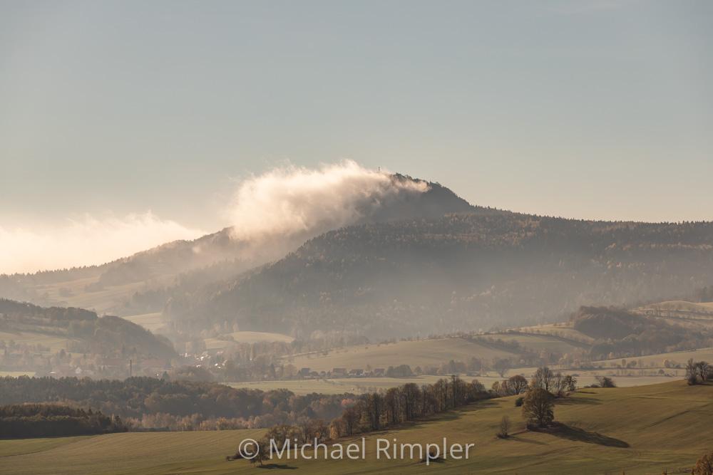 varnsdorf, nebel, lausche, herbst, naturpark, zittauergebirge, oberlausitz, sachsen, bilder, fotos,