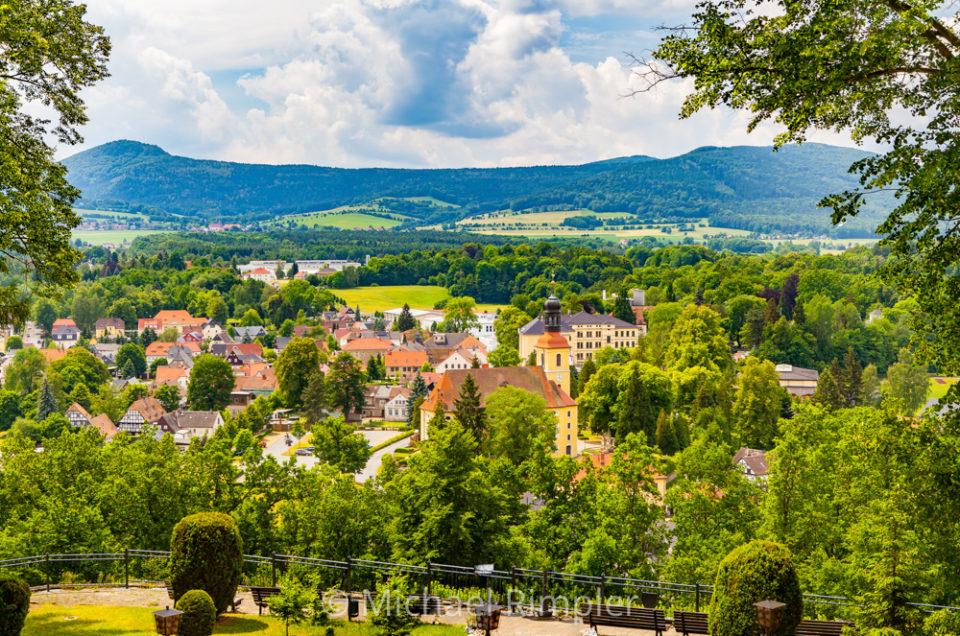 hutberg, ortsansicht, textildorf, großschönau, naturpark, zittauergebirge, oberlausitz, fotos, bilder