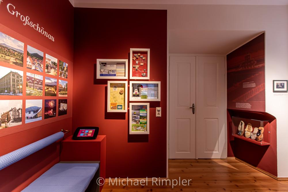 museum, ddfm, ortsgeschichte, textildorf, großschönau, naturpark, zittauergebirge, oberlausitz, fotos, bilder