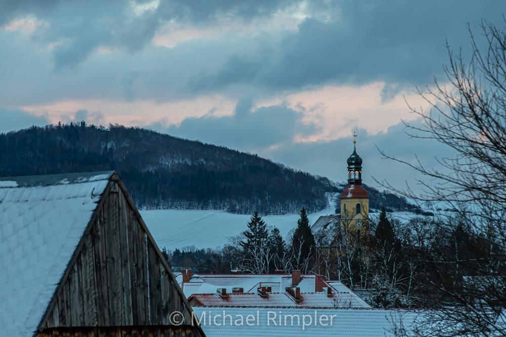 kirche, breiteberg, winter, textildorf, großschönau, naturpark, zittauergebirge, oberlausitz, fotos, bilder