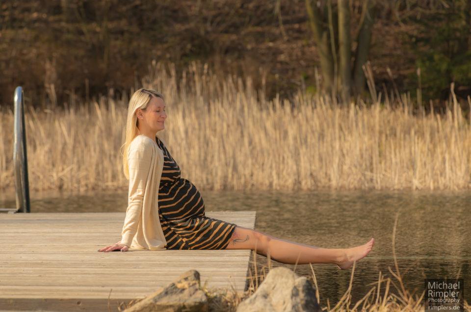 babybauchshooting, oybin, naturpark, zittauergebirge, oberlausitz, fotos, bilder