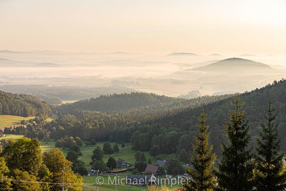 sonnenaufgang, nebel, waltersdorf, , breiteberg, großschönau, oberlausitz, fotos, bilder