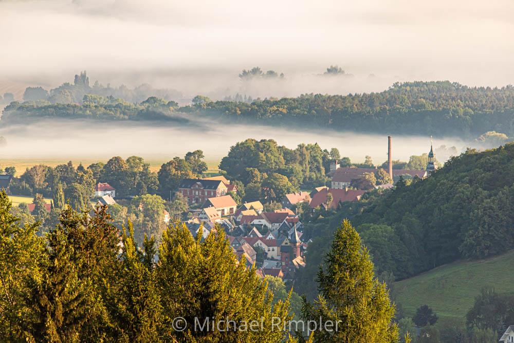 sonnenaufgang, nebel, waltersdorf, oberlausitz, fotos, bilder