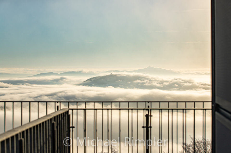 lausche, lauschewanderung, lauscheturm, schnee, goldene stunde, waltersdorf, naturpark zittauergebirge, oberlausitz, fotos, bilder