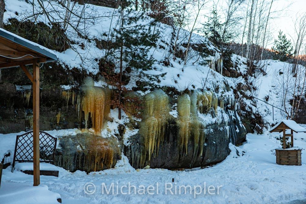 oybin, winter, schnee, naturpark zittauergebirge, oberlausitz, fotos, bilder