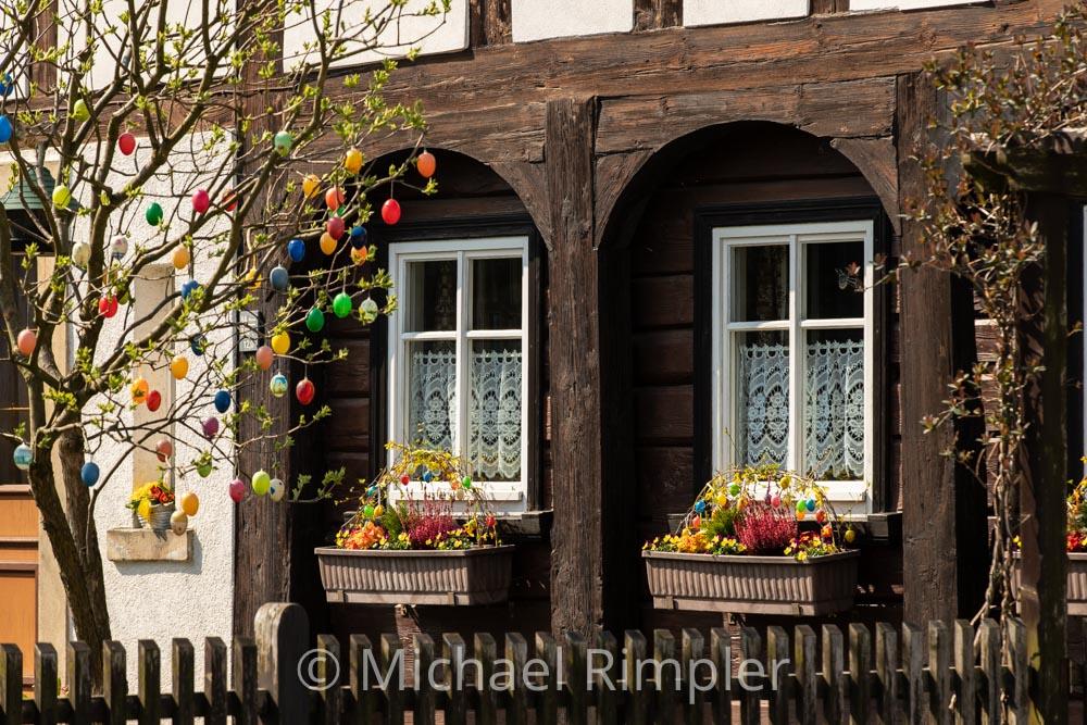 umgebindehaus, waltersdorf, großschönau, textildorf, naturpark, zittauergebirge, oberlausitz, fotos, bilder