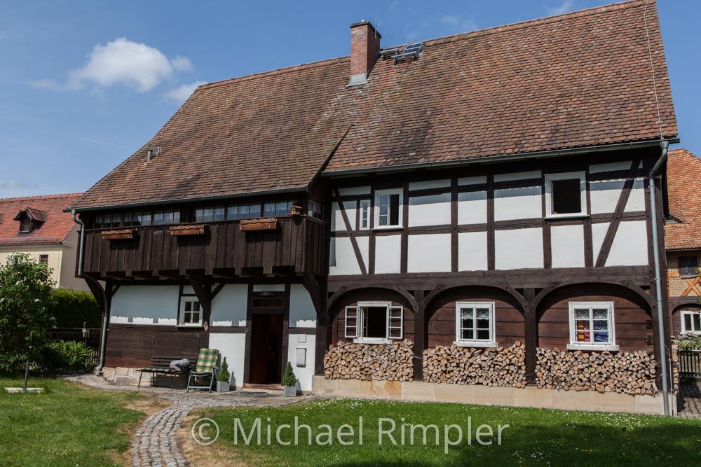 umgebindehaus, großschönau, textildorf, naturpark, zittauergebirge, oberlausitz, fotos, bilder