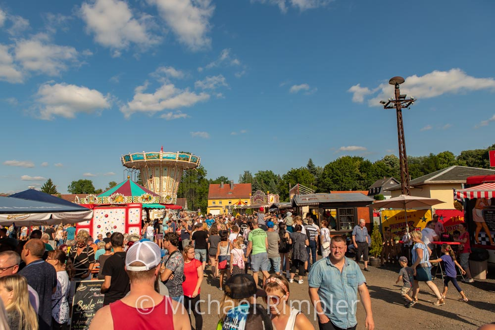 jahrmarkt, rummel, sommerkirmes, Grußschinner Schissn, großschönau, textildorf, naturpark, zittauergebirge, oberlausitz, fotos, bilder