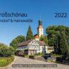 kalender 2022, großschönau, textildorf, waltersdorf, hainewalde, historischer ortskern, kirche, naturpark, zittauergebirge, oberlausitz, fotos, bilder